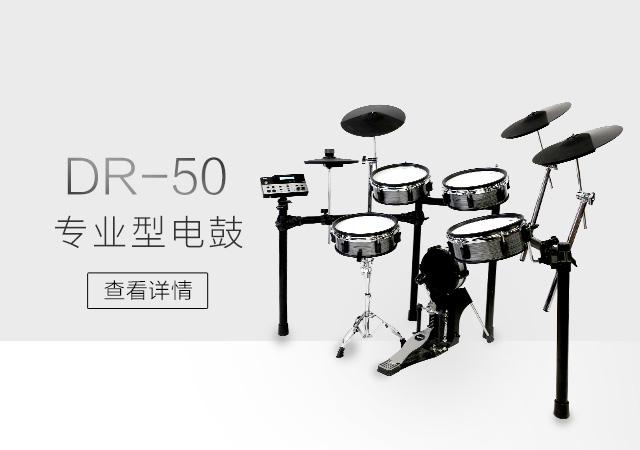 DR-50专业型电鼓